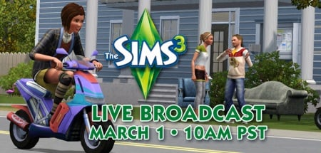 Live Sims 3
