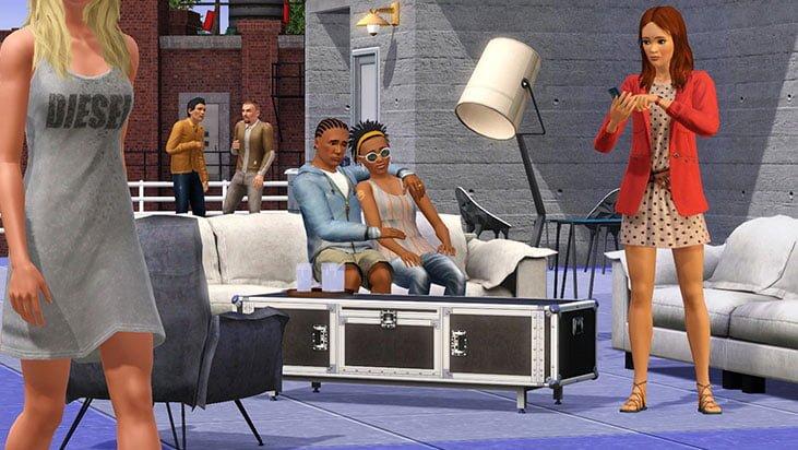 Mise à jour Origin et Sims 3