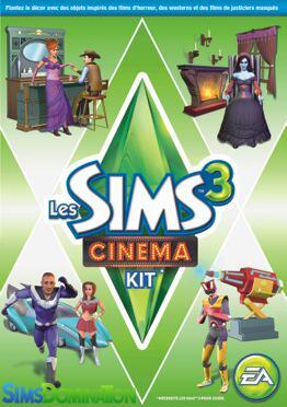 Test Les Sims 3 Cinéma