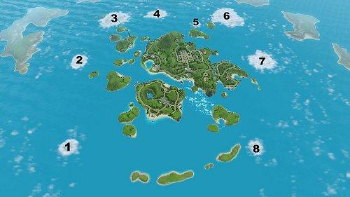 Les îles cachées d'Ile de Rêve