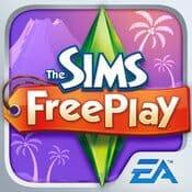 , Les coiffeurs chez les Sims Freeplay