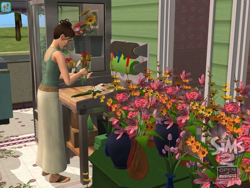 Les Sims 2 : Mise à jour 26/03