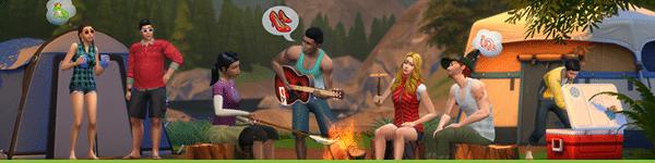 Les Sims 4 Destination Aventure sortent cette semaine !