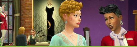 Fanday Les Sims 4 Au Travail