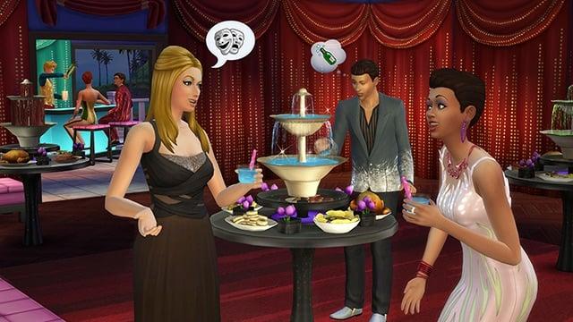 Les Sims 4 Soirées de Luxe, le 19 Mai