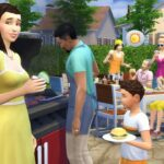 Trailer Les Sims 4 Ambiance Patio