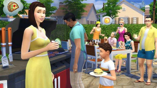 Les Sims 4 Ambiance Patio, le nouveau kit !