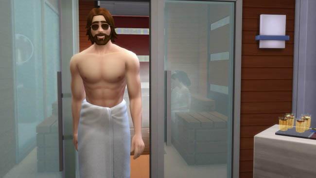 """Trailer """"Les Sims 4 Détente au Spa"""""""