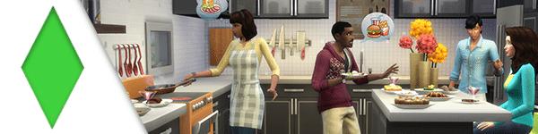 Cuisine Meuble de cuisine sims 4 qui s imbrique