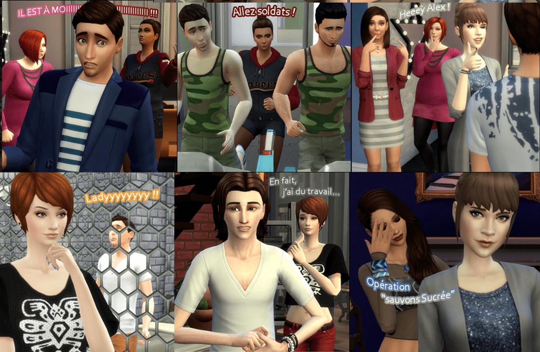 Bulles de Sims : Une reconversion ratée…