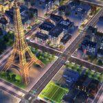 Simcity Build It : Paris Town