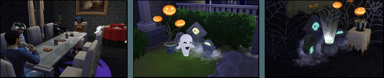 Zoom sur... les fêtes effrayantes