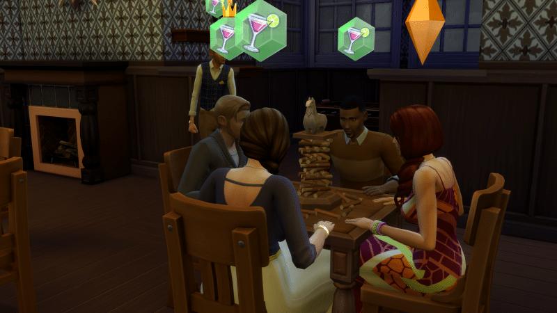 Groupes Sims 4 Vivre Ensemble