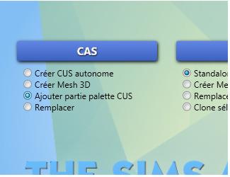 Créer un style Sims 4