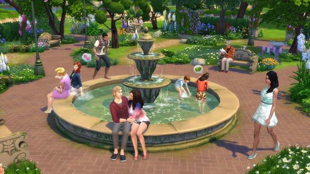 , Jardin Romantique arrive sur consoles en Février