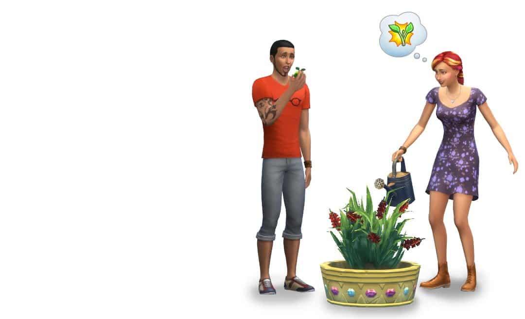 Sims 4 : Mise à jour 22/03
