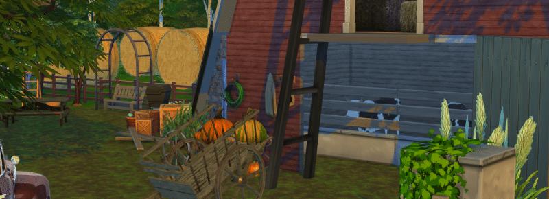Planète Sims – Les poissons d'Avril