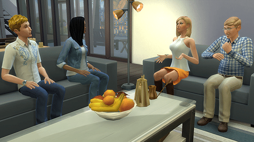 Interview with a sims – Plenozas
