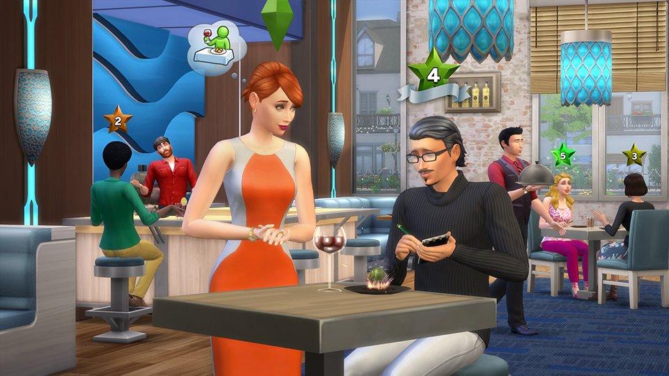 11 façons de personnaliser votre restaurant dans les Sims 4