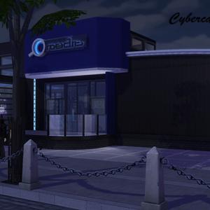 Cyber Café