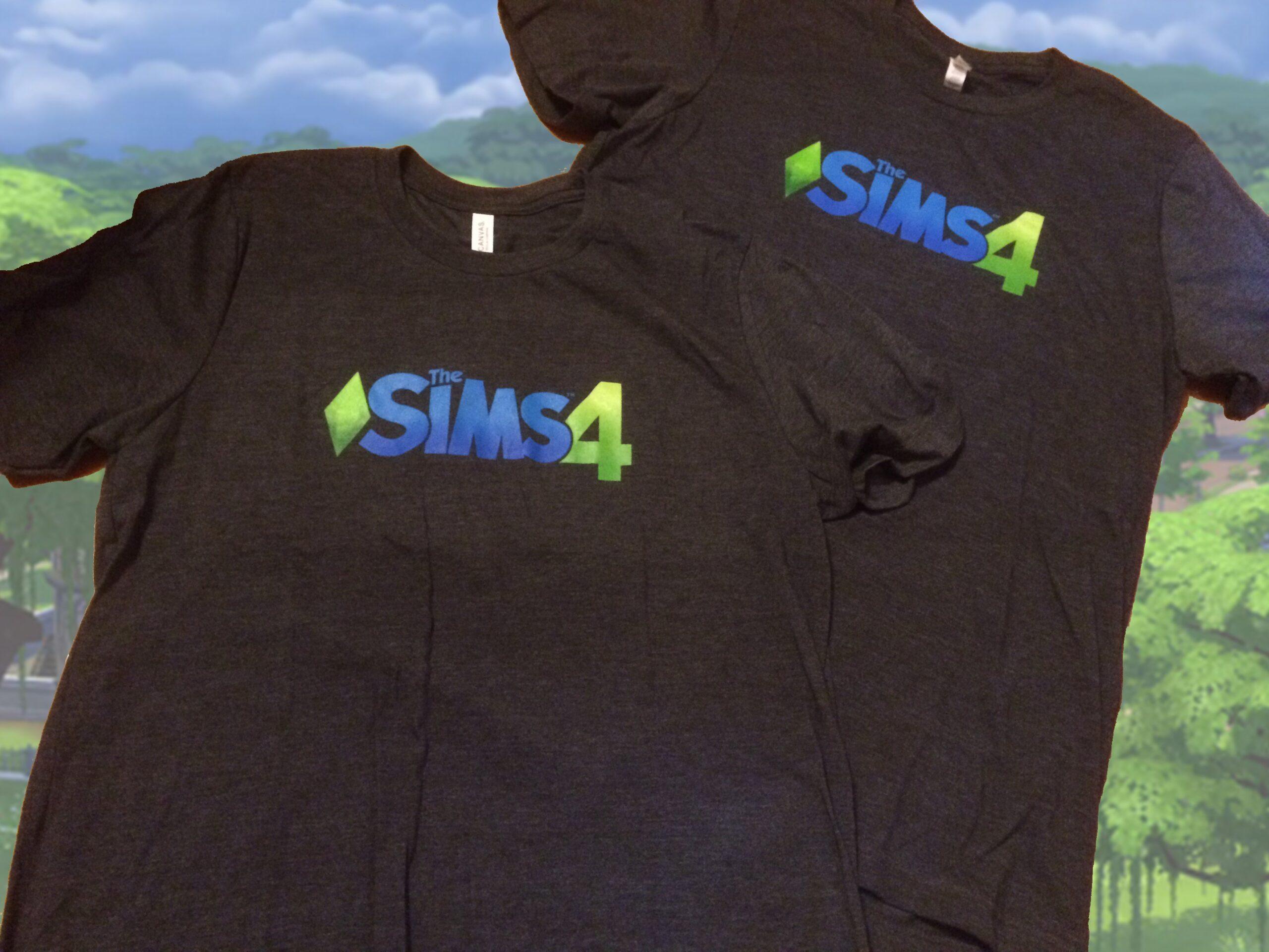 Tentez de remporter un t-shirt Sims 4 !