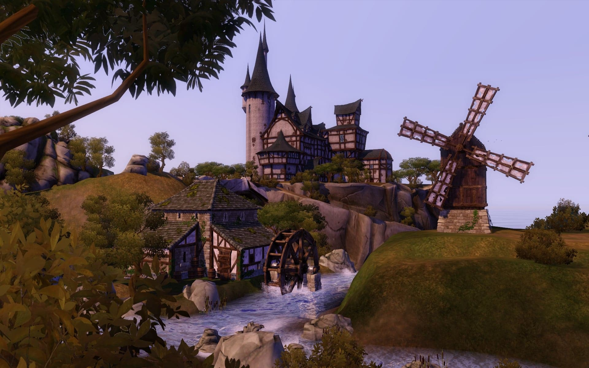 Les Sims Medieval : Mise à jour 16/11