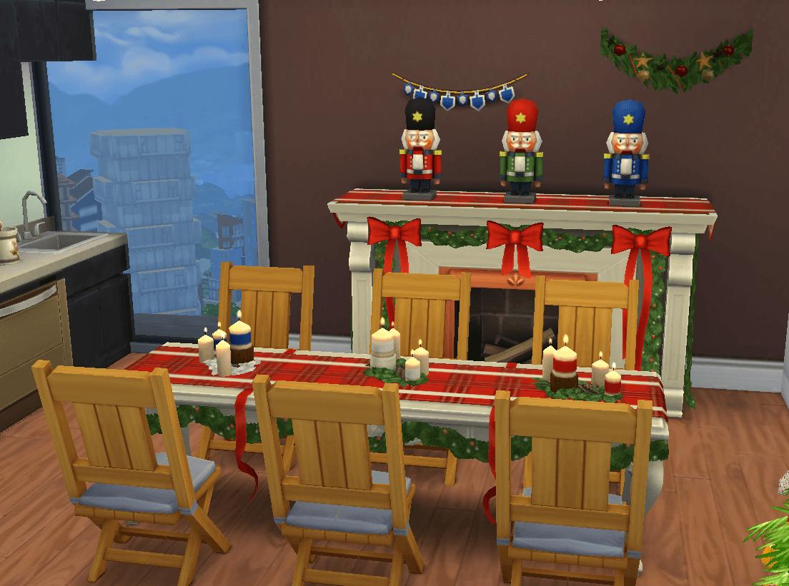 Zoom sur la mise à jour de Noël
