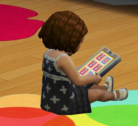 Zoom sur les compétences des bambins