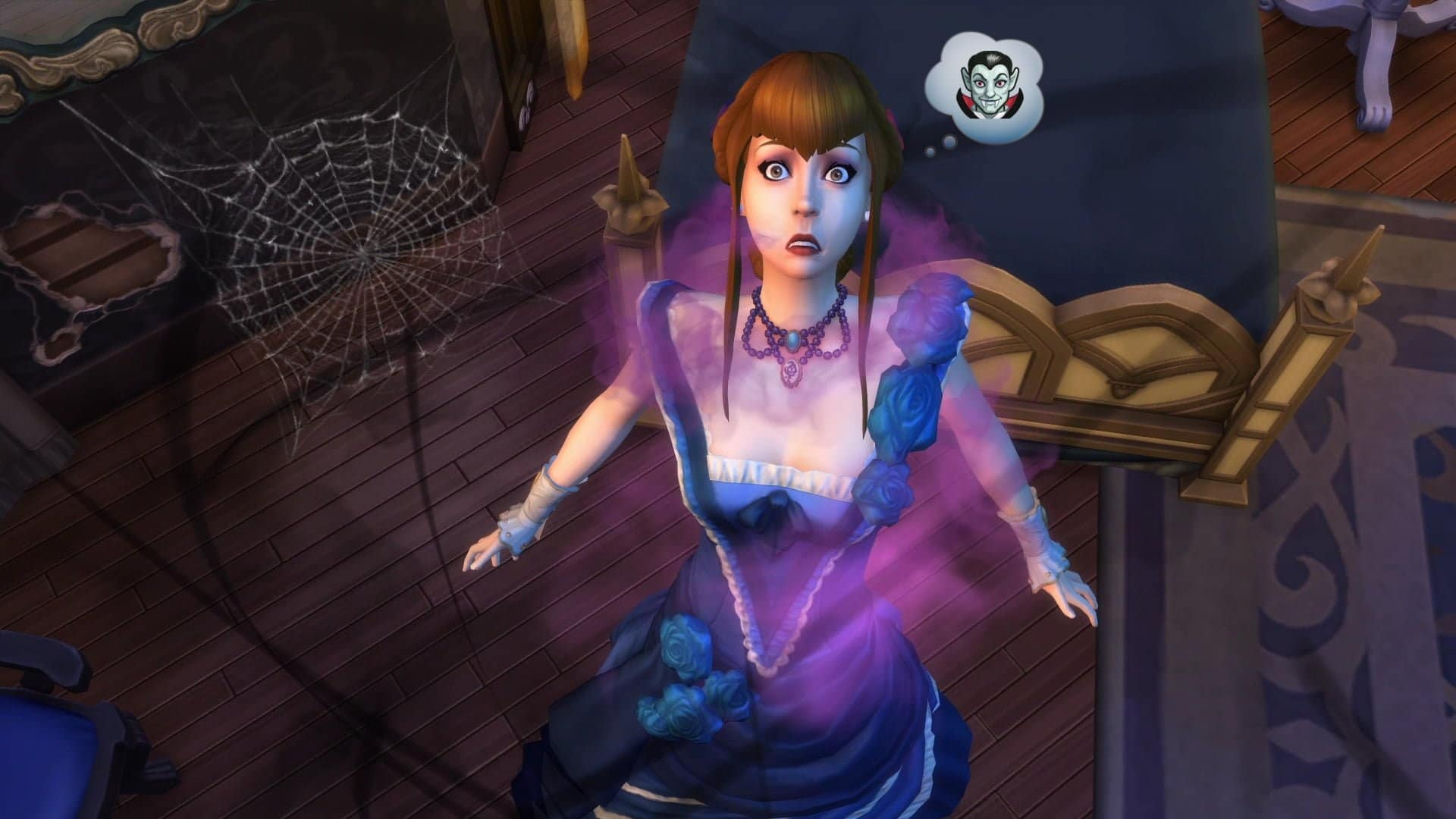 Replay Tchat Les Sims 4 Vampires