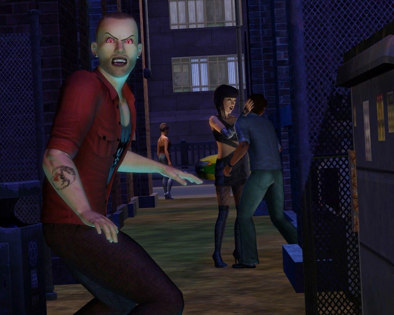 Comment devenir un vampire dans Les Sims 3