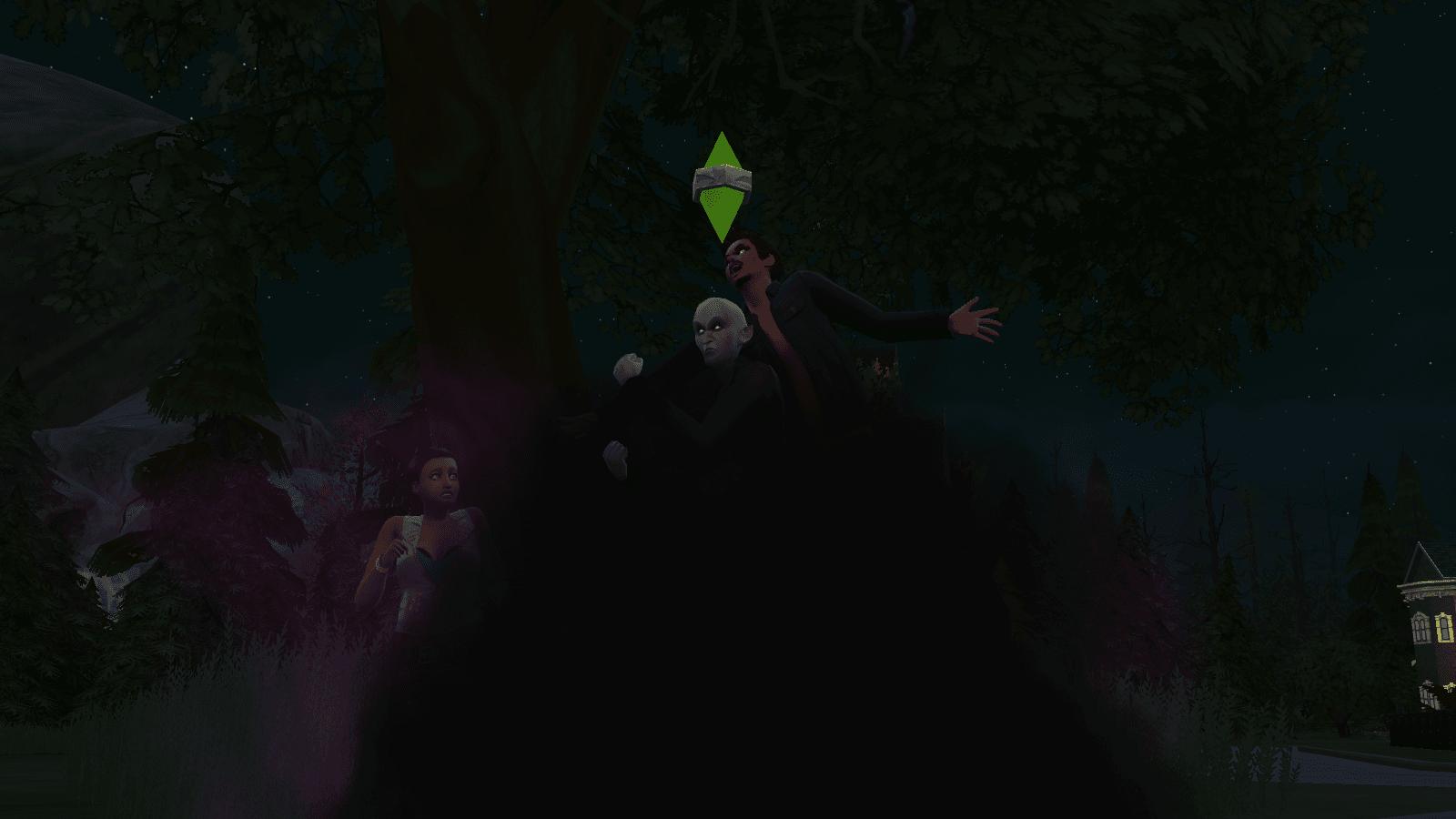 Zoom sur... les compétences des vampires