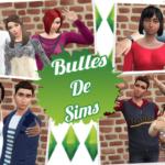 Bulles de Sims – Fin de mission
