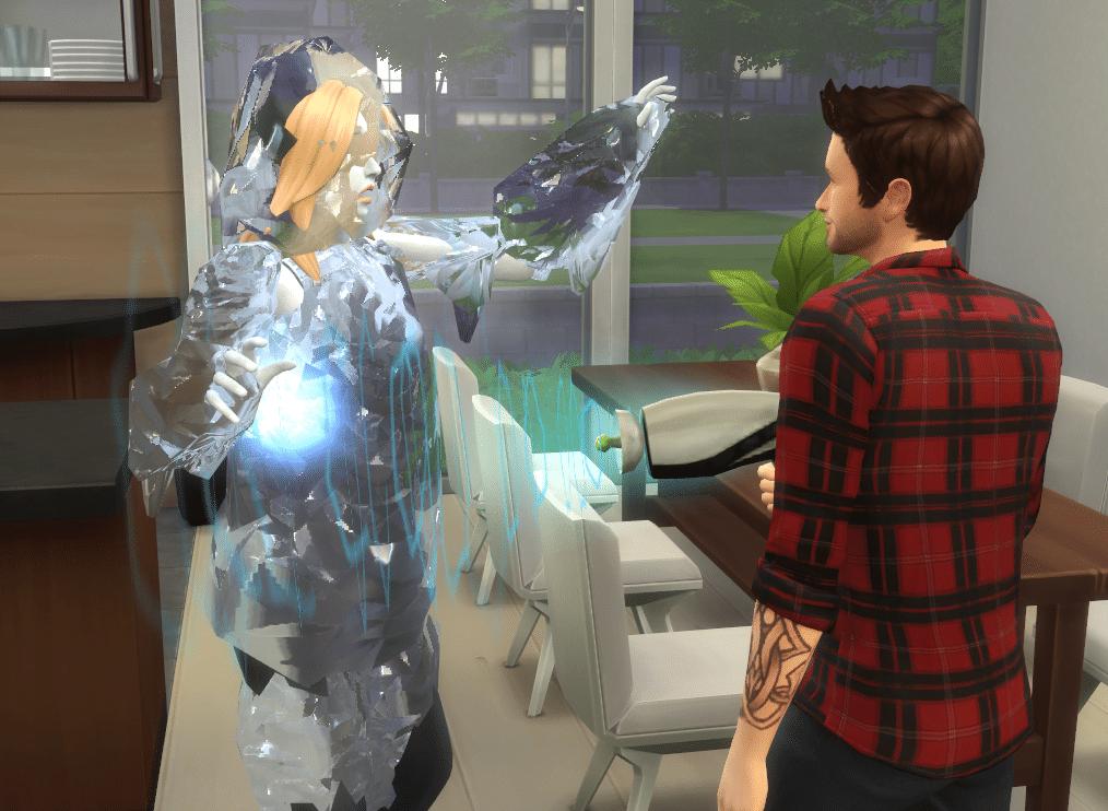 Zoom sur un mod de torture pour Les Sims 4