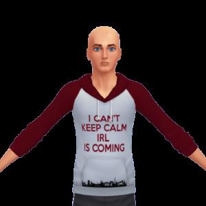 Sweatshirt spécial IRL
