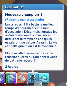 Champion escalade sims 4 fitness