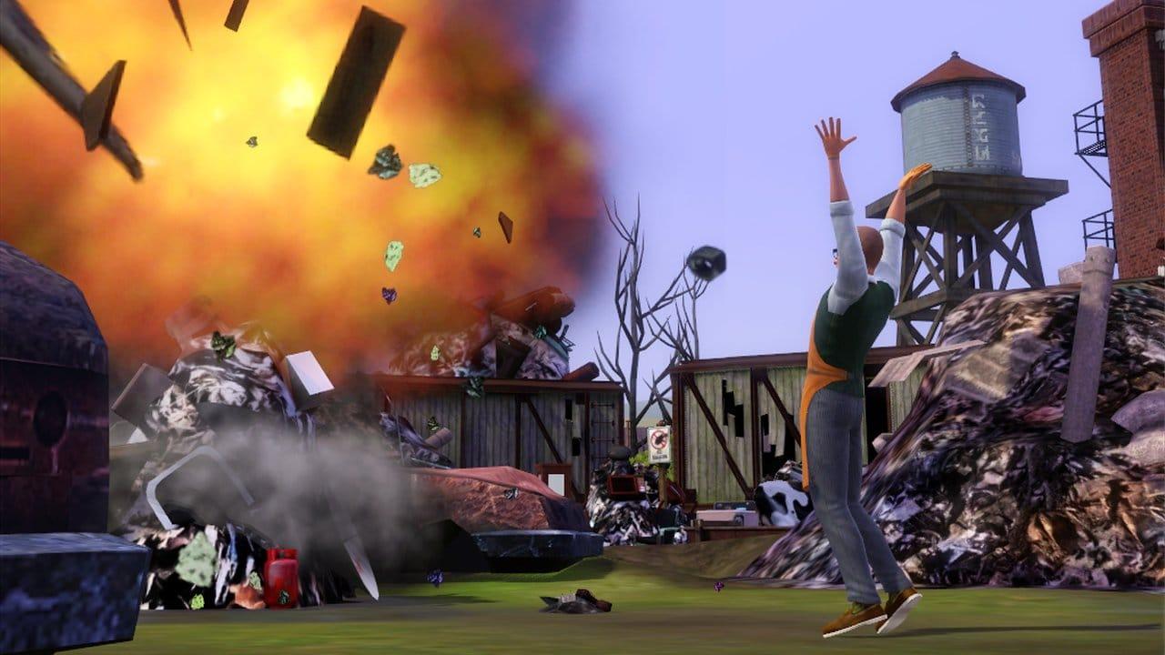 Des nouvelles de la mise à jour des Sims 3 sur MacOS Catalina