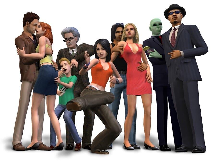 Les Sims 2 : Mise à jour 31/10