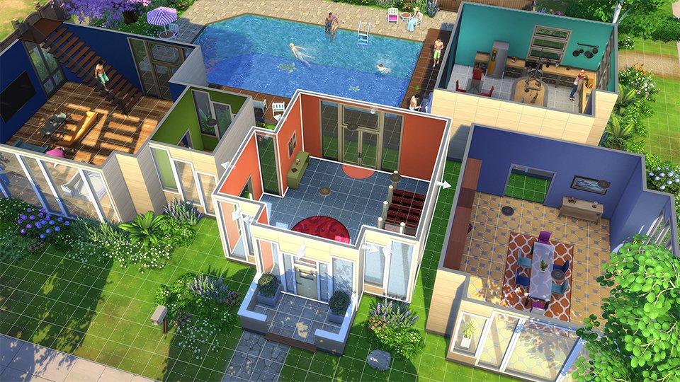 Découvrez Les Sims 4 sur Xbox One et PS4