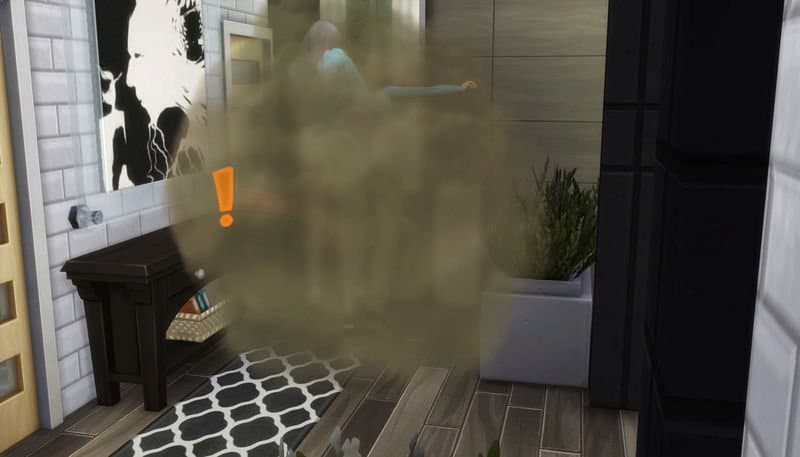 Zoom sur les ennemis chez Les Sims 4