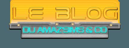 Amaz'Sims - Le blog