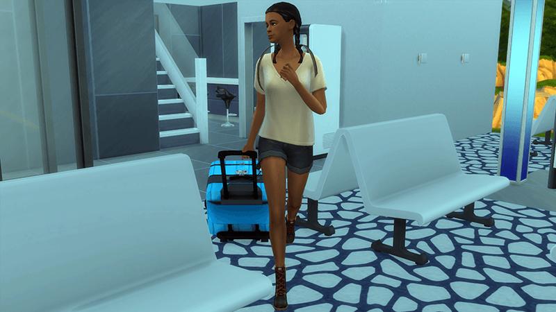 Les Sims autour du monde – Asianie