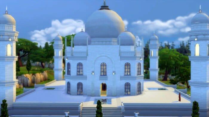 Les Sims autour du monde - Asianie