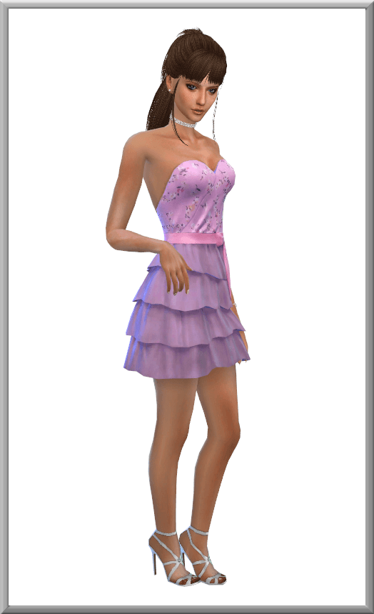 Sims 4 : Les images du tchat