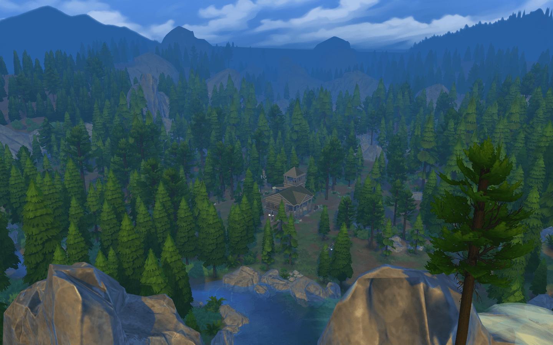 Zoom sur... Granite Falls