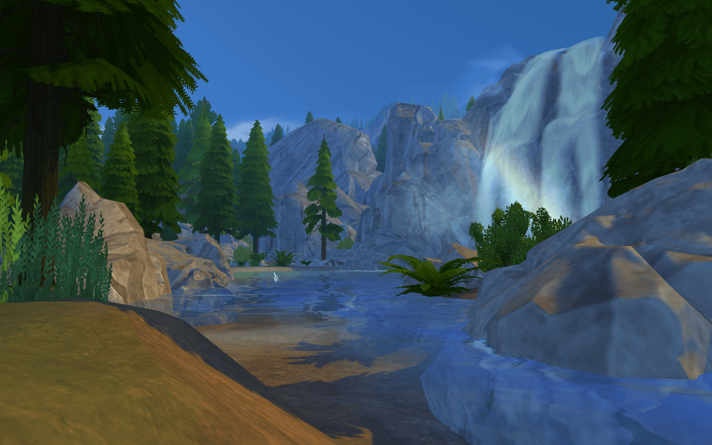 Zoom sur... Granite Falls