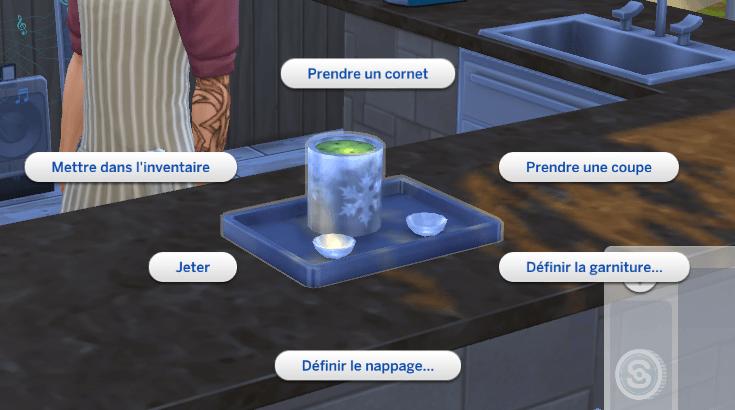 Zoom sur... les glaces