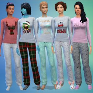 Pyjama hiver