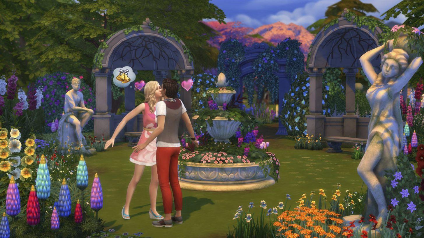 Jardin Romantique arrive sur consoles en Février