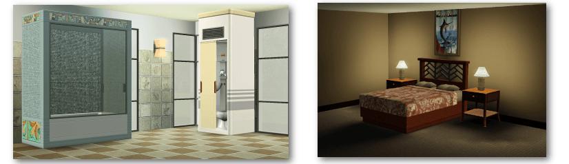 Objets Sims 3 Ile de Rêve