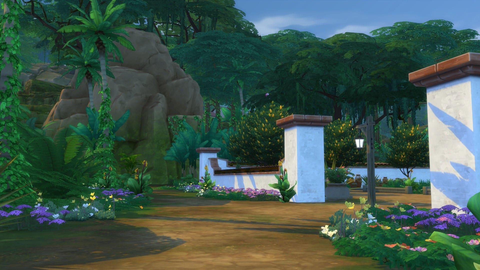 Marché Selvadorada Sims 4 Dans la jungle